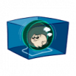 Create containers with namespaces, cgroups, capabilities, and filesystem access controls