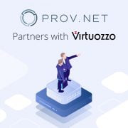 Prov.net and Virtuozzo Partner to Deliver Best-in-class Alternative Cloud Infrastructure and Platform Services Worldwide